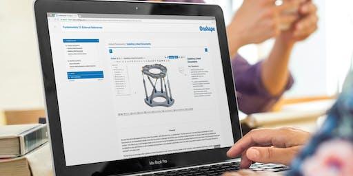 Toma el control de tu proceso de diseño CAD 3D con Onshape