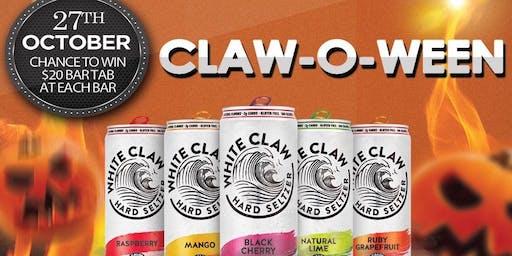 Claw-O-Ween!