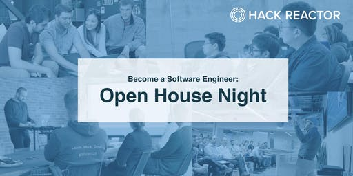 Become a Software Engineer: Open House Night