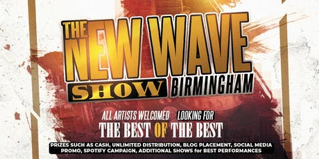 The New Wave Show @ Empire (BIRMINGHAM EDITION) tickets