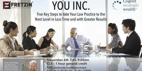 5 Key Steps to Take Your Law Practice to the Next Level tickets