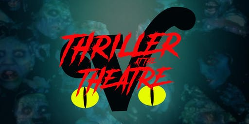 Thriller at the Theatre - Haunted Vogue Halloween