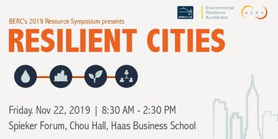BERC 2019 Resource Symposium: Resilient Cities sponsored by ERA