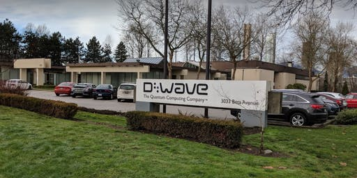 IEEE BCIT Industry Tour: D-Wave Systems