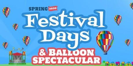 Surprise Festival Days - Spring 2020 tickets