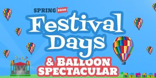 Surprise Festival Days - Spring 2020