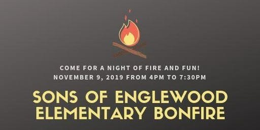 Sons of EE Fall Bonfire
