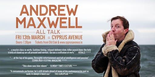 Andrew Maxwell - All Talk