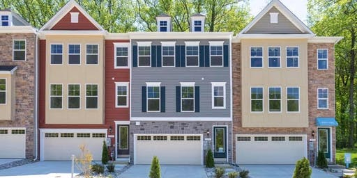 Open House for New Homes Near Annapolis!!
