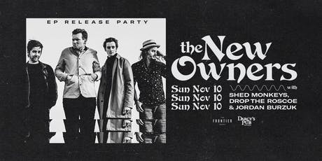 The New Owners EP Release Party tickets