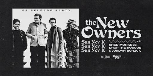 The New Owners EP Release Party