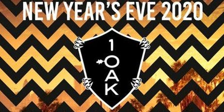 New Year's Eve at 1 OAK LA tickets