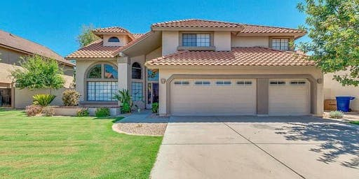 Open House! Beautiful South Tempe 5 bedroom 3 bath home