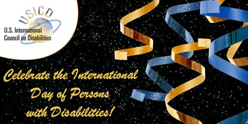 USICD Gala to Celebrate the International Day of Persons with Disabilities!
