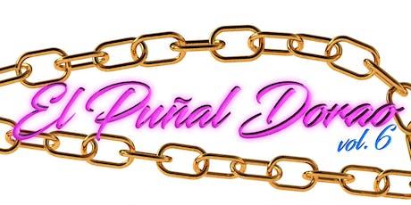EL PUÑAL DORAO VOL.6 MARBELLA VICE entradas