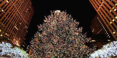NYC @ Christmas Time Bus Trip from Geneva/Syracuse NY tickets