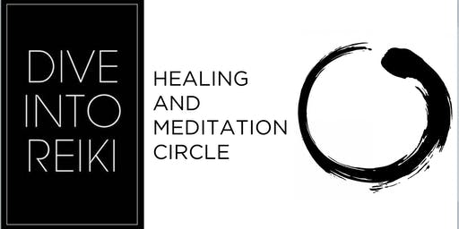 Dive Into Reiki Meditation & Healing Circle
