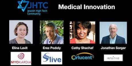 Medical Innovation Panel tickets