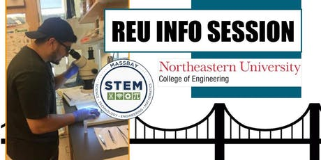 REU Information Session tickets