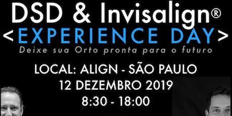 DSD & INVISALIGN DAY - DESMISTIFICANDO A INTEGRAÇÃO ingressos