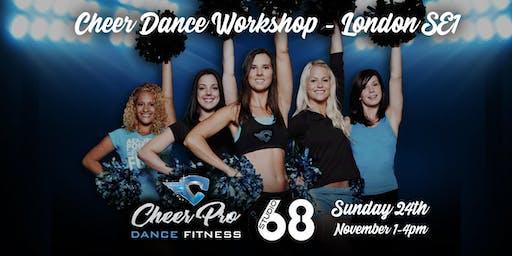 CHEER PRO™ - Cheerleading Dance Workshop with Jessica Zoo
