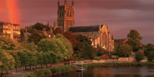 Book launch - Worcester Moments: River, Religion and Royalty - 3rd Dec 2019