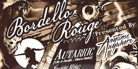 'Bordello Rouge' Presented by Anytime Anywhere tickets