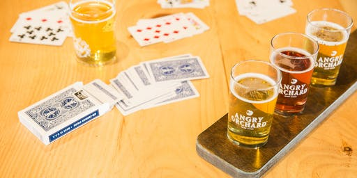 Game Night at Angry Orchard