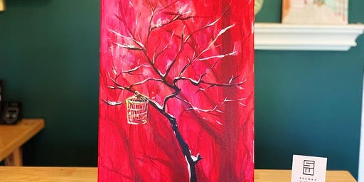 THINGS TO DO -PAINT & SIP: FALL II