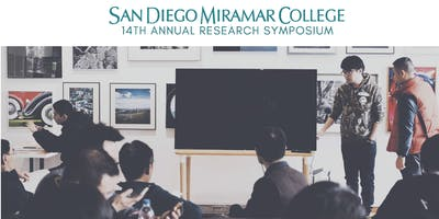 14th Annual Miramar College Undergraduate Research Symposium