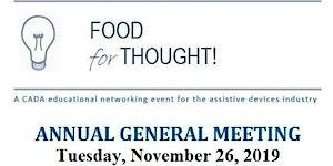 CADA 2019 Annual General Meeting