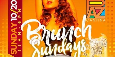 Sunday Brunch with DJ Fuego tickets
