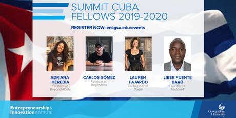 Doing Business in Cuba: The Journey of Four Entrepreneurs tickets