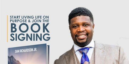 """Book Signing for """"Live on Purpose"""""""