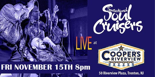 The Soul Cruisers at Cooper's Riverview! (Formerly KatManDu)