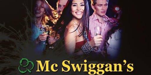 9th Annual NYE 2020 Open Bar Party at McSwiggans