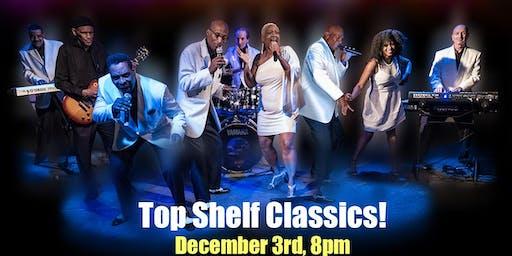 Top Shelf Classics Holiday Special!  Yoshi's December 3rd!