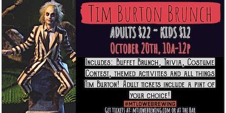 Tim Burton Themed Brunch tickets