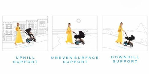 Experience The e-PRIAM - The first e-stroller by CYBEX
