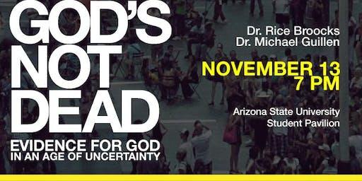 God's Not Dead at Arizona State University