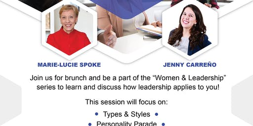 WOMEN & LEADERSHIP - Toronto Series