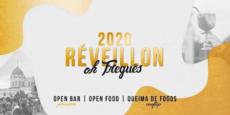 Réveillon Oh Freguês 2020 - São Paulo ingressos
