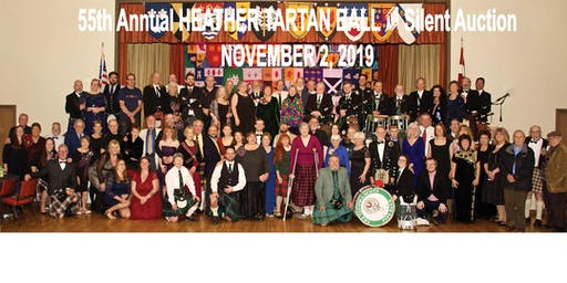 55th Annual Heather Tartan Ball & Silent Auction