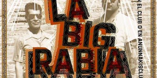 BIG Rabia en Anunnaki's Club