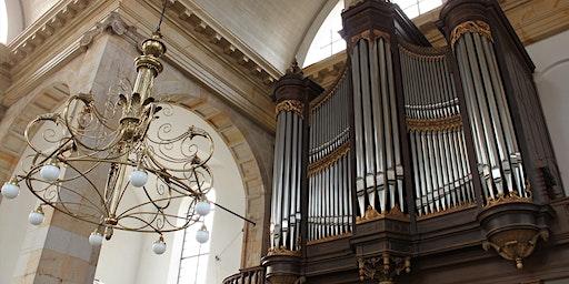 Bach in de Oosterkerk – J.S. Bach en de modernen