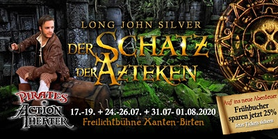 Pirates Action Theater Xanten 2020