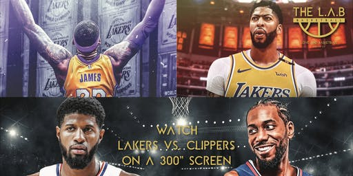 NBA Opening Night Watch Party - Lakers vs. Clippers