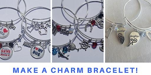 Make a Personalized Charm Bracelet