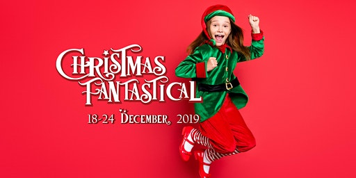 Christmas Fantastical Sensory Friendly Session - Wednesday, 18 December 2019