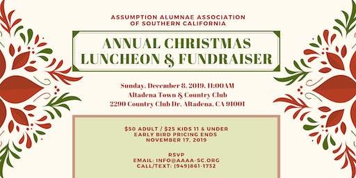 AAAA-SC Annual Christmas Luncheon & Fundraiser